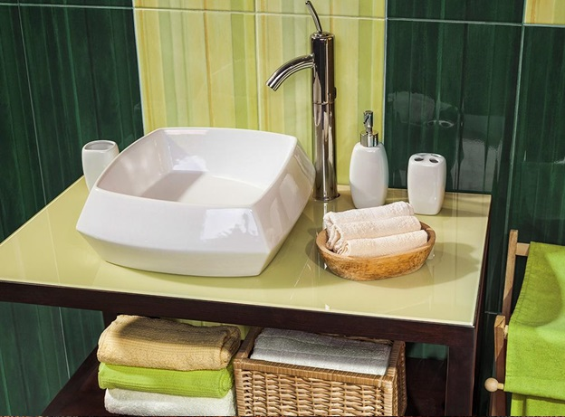 Color Design Ideas To Revamp Your Bathroom